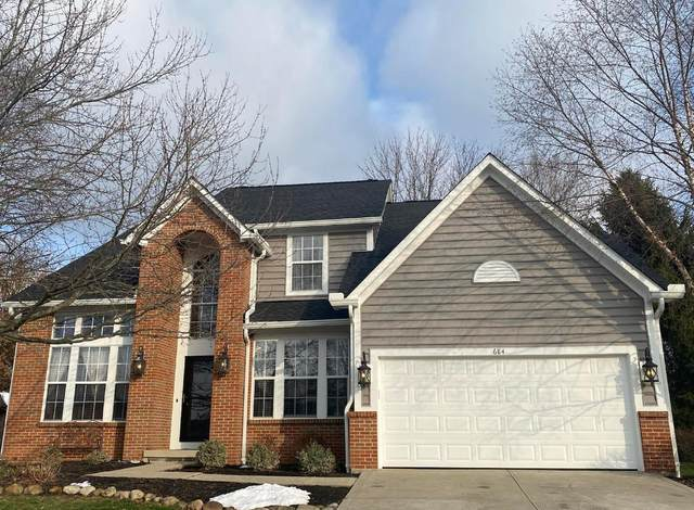 684 North Starr Drive, Pickerington, OH 43147 (MLS #220043953) :: Berkshire Hathaway HomeServices Crager Tobin Real Estate