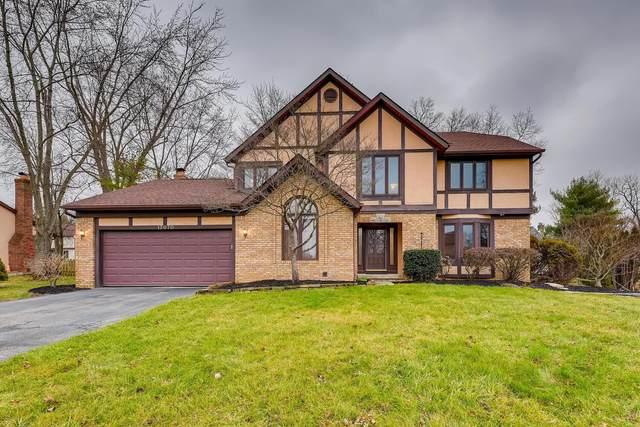13070 Heatherstone Circle, Pickerington, OH 43147 (MLS #220044247) :: Core Ohio Realty Advisors