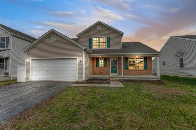355 Iris Trail Drive, Galloway, OH 43119 (MLS #221000503) :: 3 Degrees Realty