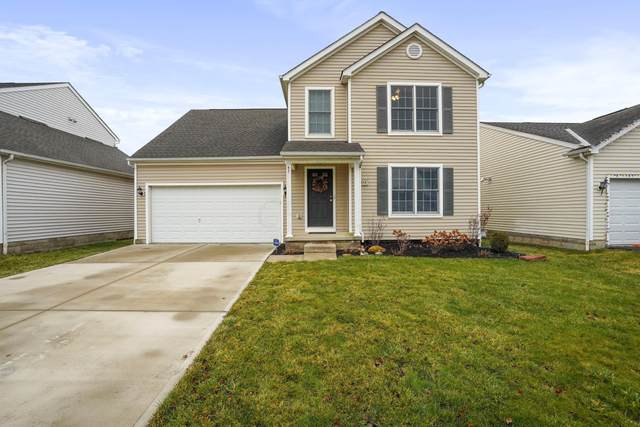 414 Ruffin Drive, Galloway, OH 43119 (MLS #221000573) :: 3 Degrees Realty