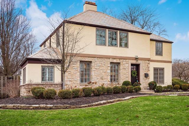 1751 Barrington Road, Upper Arlington, OH 43221 (MLS #221000624) :: Signature Real Estate
