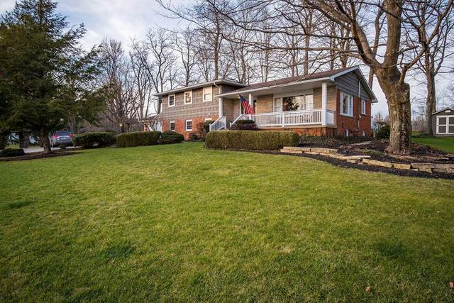 5711 County Rd 109, Mount Gilead, OH 43338 (MLS #221000937) :: Sam Miller Team