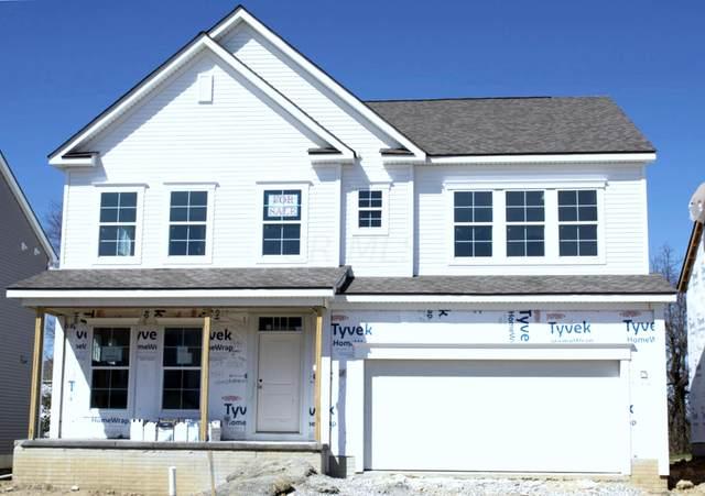 7341 Whimbrel Lane, Sunbury, OH 43074 (MLS #221001072) :: CARLETON REALTY