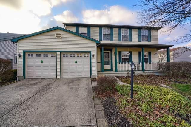 2835 Bohlen Drive, Hilliard, OH 43026 (MLS #221001444) :: Susanne Casey & Associates