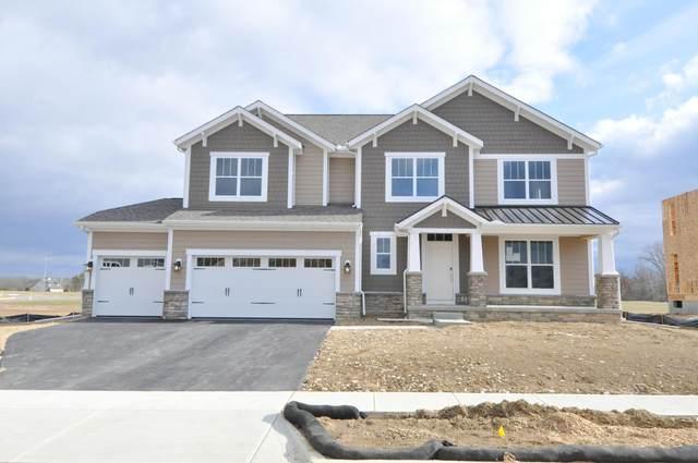 10738 Bellflower Drive Lot 1593, Plain City, OH 43064 (MLS #221001512) :: Ackermann Team