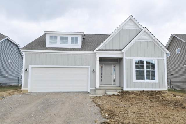 4470 Bobwhite Trace Lot 7242, Powell, OH 43065 (MLS #221001749) :: 3 Degrees Realty