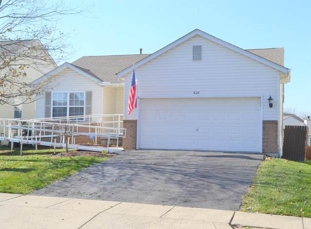 481 Hannifin Drive, Blacklick, OH 43004 (MLS #221002096) :: Shannon Grimm & Partners Team
