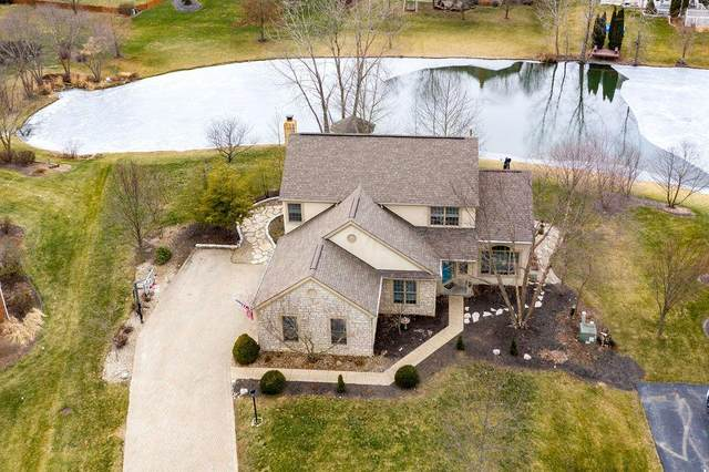 6256 Westwick Place, Lewis Center, OH 43035 (MLS #221002688) :: CARLETON REALTY