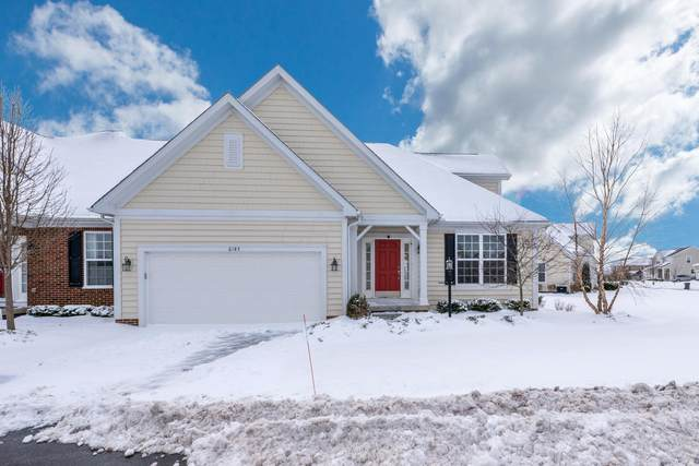 6185 Rays Way #26, Hilliard, OH 43026 (MLS #221003117) :: CARLETON REALTY