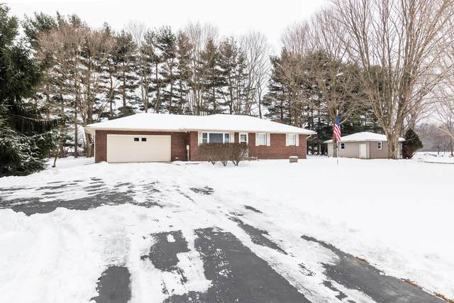16420 E State Route 37, Sunbury, OH 43074 (MLS #221003280) :: Signature Real Estate