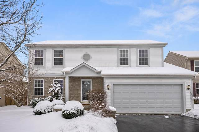 4397 Knoll Crest Drive, Grove City, OH 43123 (MLS #221003346) :: CARLETON REALTY