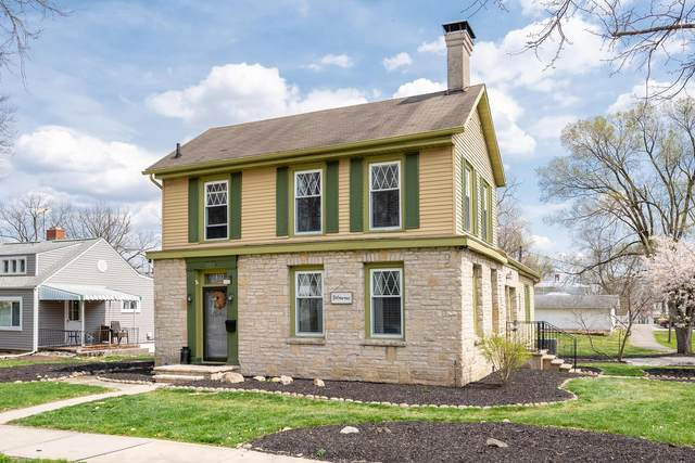 410 N Franklin Street, Delaware, OH 43015 (MLS #221003389) :: Core Ohio Realty Advisors