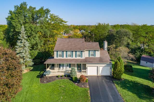 1337 Village Park Court, Columbus, OH 43228 (MLS #221003465) :: 3 Degrees Realty