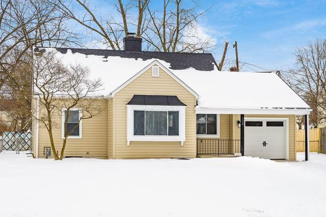 324 N Stanwood Road, Bexley, OH 43209 (MLS #221003986) :: Angel Oak Group