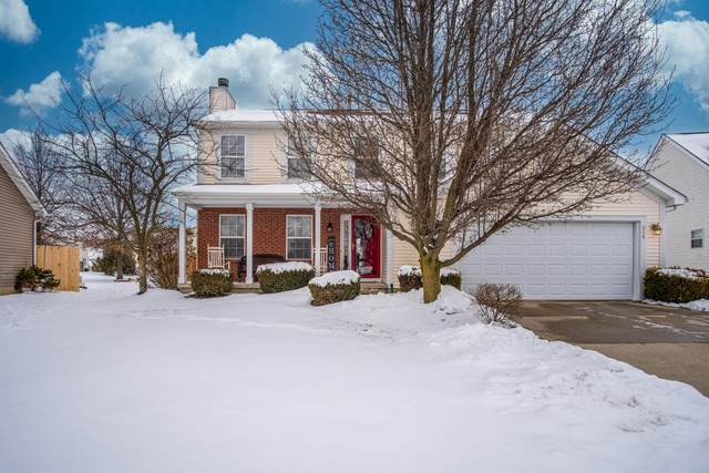 368 Cottage Grove Circle, Pataskala, OH 43062 (MLS #221004022) :: Shannon Grimm & Partners Team