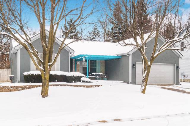 613 Culpepper Drive, Reynoldsburg, OH 43068 (MLS #221004150) :: Angel Oak Group