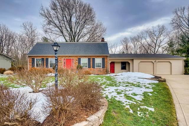 6682 Woodsedge Drive, Reynoldsburg, OH 43068 (MLS #221004400) :: The Holden Agency