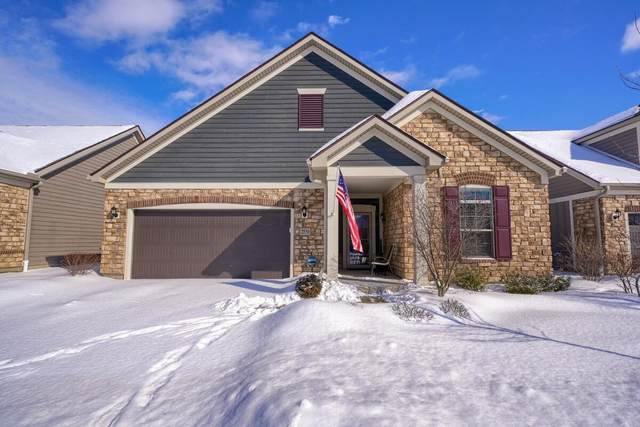 2550 Chrysalis Place 43-255, Grove City, OH 43123 (MLS #221004451) :: Shannon Grimm & Partners Team
