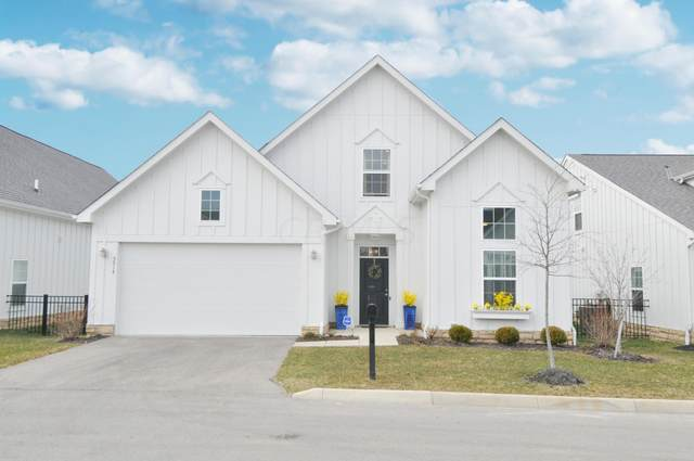 5514 Colling Drive, Dublin, OH 43016 (MLS #221004483) :: Bella Realty Group