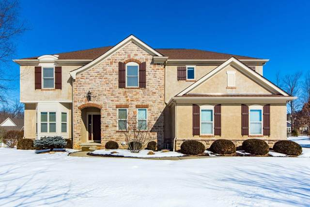 8901 Creighton Drive, Powell, OH 43065 (MLS #221004488) :: 3 Degrees Realty