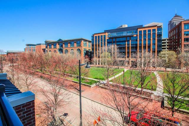 250 Daniel Burnham Square #303, Columbus, OH 43215 (MLS #221004633) :: Core Ohio Realty Advisors