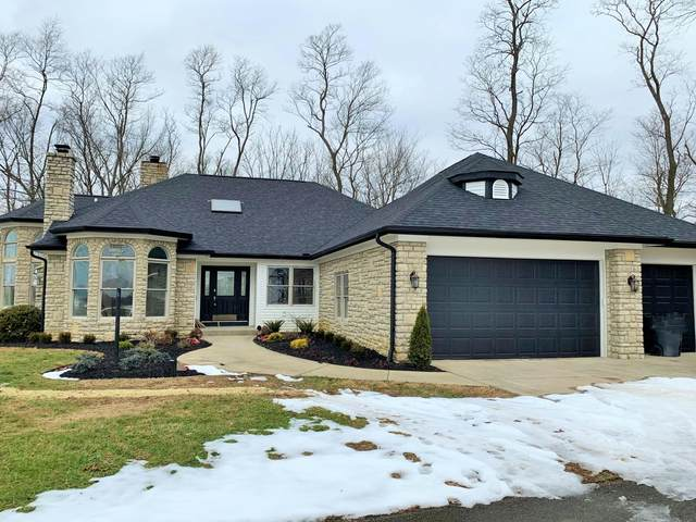 5578 White Road, Centerburg, OH 43011 (MLS #221004823) :: The Raines Group