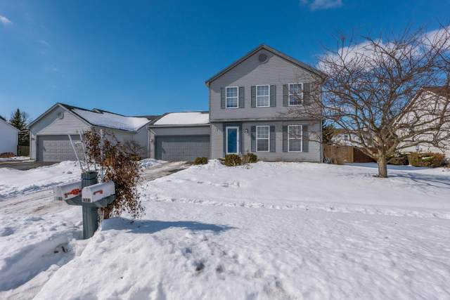 1580 Valley Drive, Marysville, OH 43040 (MLS #221004935) :: Shannon Grimm & Partners Team