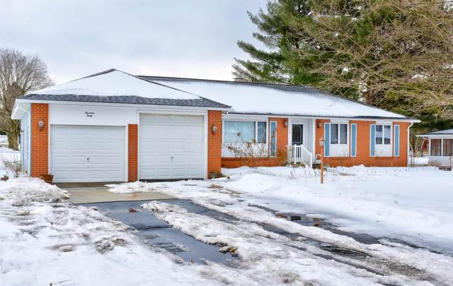 1440 Sherwood Downs Road W, Newark, OH 43055 (MLS #221004955) :: Berkshire Hathaway HomeServices Crager Tobin Real Estate