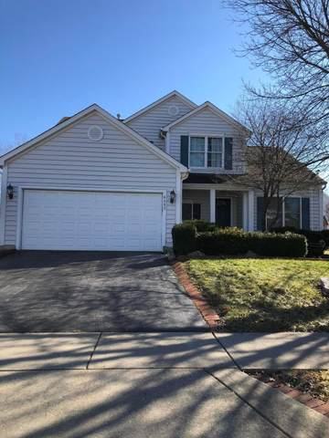 6463 Rose Garden Drive, New Albany, OH 43054 (MLS #221004967) :: The Willcut Group