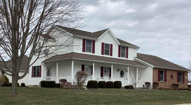 1280 Eastwood Drive, Circleville, OH 43113 (MLS #221005166) :: MORE Ohio