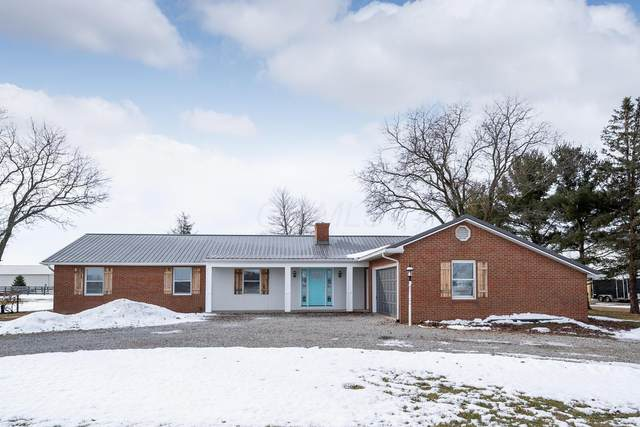 1966 Township Road 21, Ashley, OH 43003 (MLS #221005270) :: Greg & Desiree Goodrich | Brokered by Exp