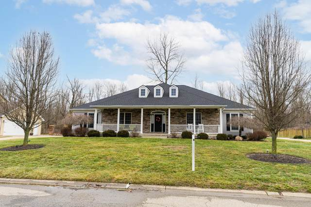 142 Yaples Orchard Drive, Chillicothe, OH 45601 (MLS #221005427) :: Greg & Desiree Goodrich | Brokered by Exp
