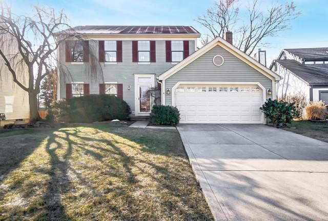 5283 Windflower Court, Hilliard, OH 43026 (MLS #221005515) :: MORE Ohio
