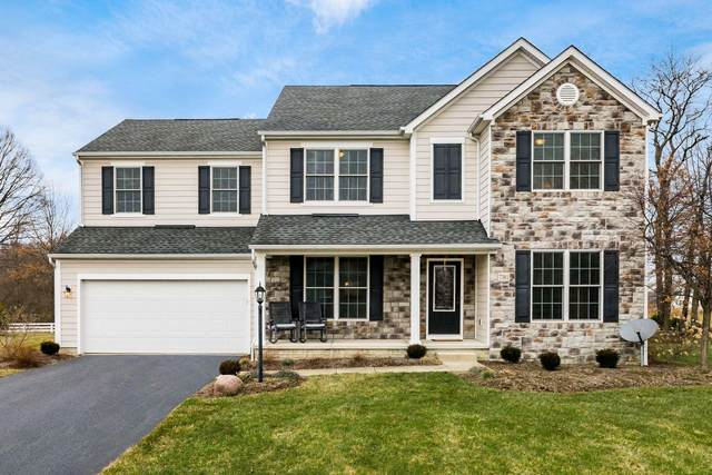 7381 Mirliton Court, Galena, OH 43021 (MLS #221006111) :: The Holden Agency