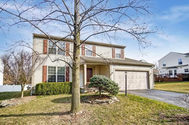 7414 Bunker Ridge Court, Blacklick, OH 43004 (MLS #221006391) :: MORE Ohio