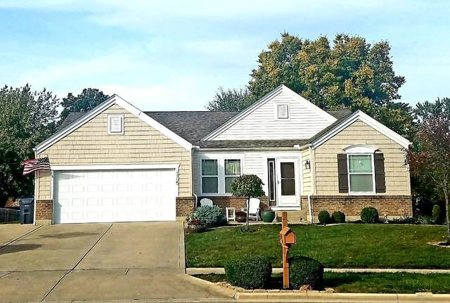 3310 Belgreen Drive, Grove City, OH 43123 (MLS #221006425) :: Greg & Desiree Goodrich | Brokered by Exp