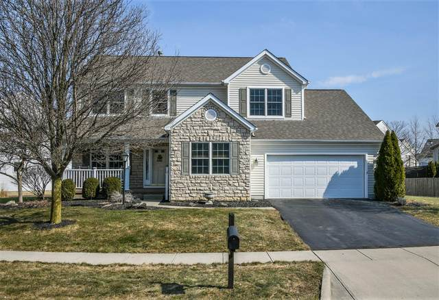 1806 Chiprock Drive, Marysville, OH 43040 (MLS #221006503) :: Bella Realty Group