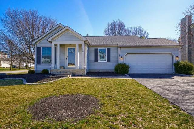 830 Parade Place, Galloway, OH 43119 (MLS #221006543) :: MORE Ohio