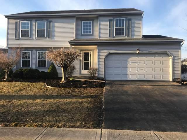 4831 Bixby Ridge Drive E, Groveport, OH 43125 (MLS #221006710) :: The Willcut Group