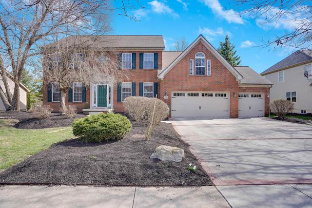 7519 Balfoure Circle, Dublin, OH 43017 (MLS #221006715) :: 3 Degrees Realty