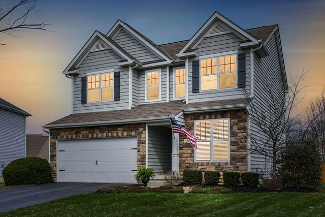 129 Autumn Blaze Place, Delaware, OH 43015 (MLS #221006791) :: Exp Realty