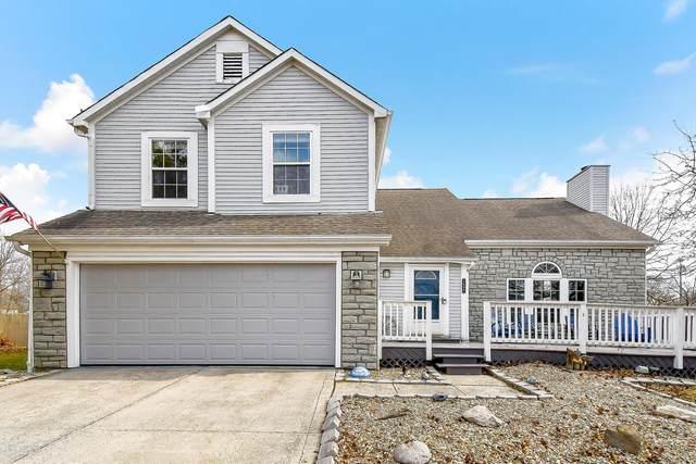1699 Saffron Drive, Marysville, OH 43040 (MLS #221006792) :: Bella Realty Group