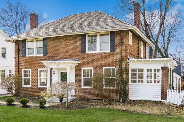 1901 Coventry Road, Upper Arlington, OH 43212 (MLS #221006856) :: The Willcut Group