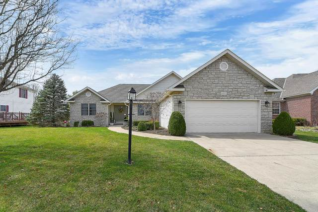 1007 Ridge Drive, Circleville, OH 43113 (MLS #221007225) :: Jamie Maze Real Estate Group