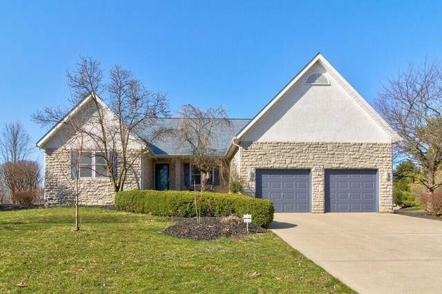 5575 Willow Springs Drive, Lewis Center, OH 43035 (MLS #221007402) :: Bella Realty Group