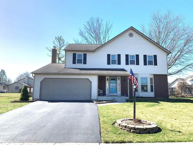 1655 Tuscarora Drive, Grove City, OH 43123 (MLS #221007680) :: Bella Realty Group