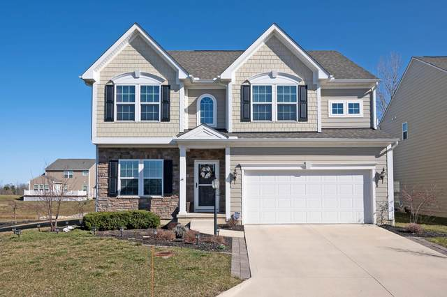 397 Keith Way, Lewis Center, OH 43035 (MLS #221007767) :: MORE Ohio