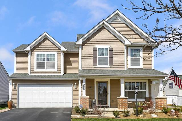 6924 Bigerton Bend, Canal Winchester, OH 43110 (MLS #221007796) :: Greg & Desiree Goodrich | Brokered by Exp
