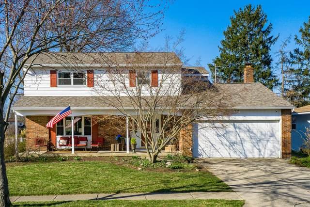 1656 Pin Oak Drive, Columbus, OH 43229 (MLS #221007829) :: Jamie Maze Real Estate Group