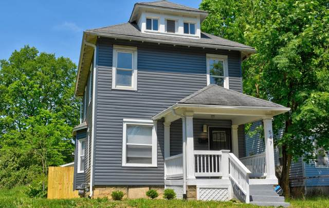 547 Lilley Avenue, Columbus, OH 43205 (MLS #221007885) :: 3 Degrees Realty
